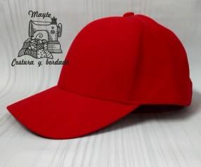 Gorra roja Atlantis Pilot