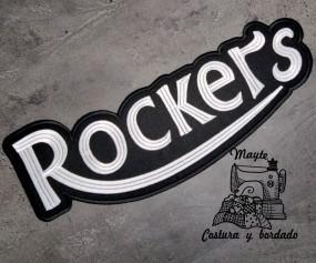 Parche Rockers  (nuevo modelo)