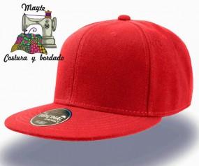 Gorra niño V.Plana Roja
