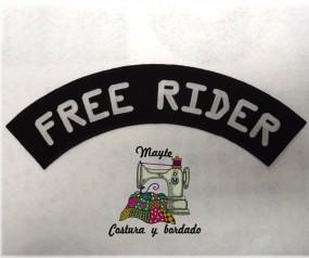 Parche Free Rider