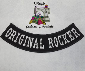 Parche Original Rocker