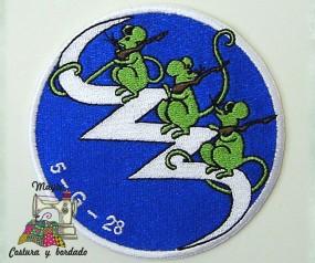 Grupo 5-G-28 Savoia...