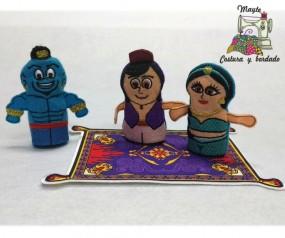 Pack Aladdin y Jazmin