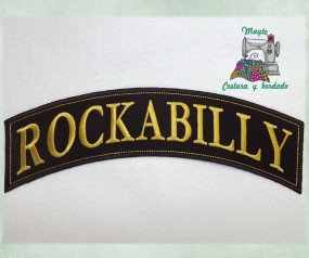 Parche Rockabilly