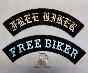 Parche Free-Biker