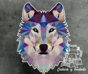 Parche lobo