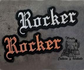 Parche Rocker