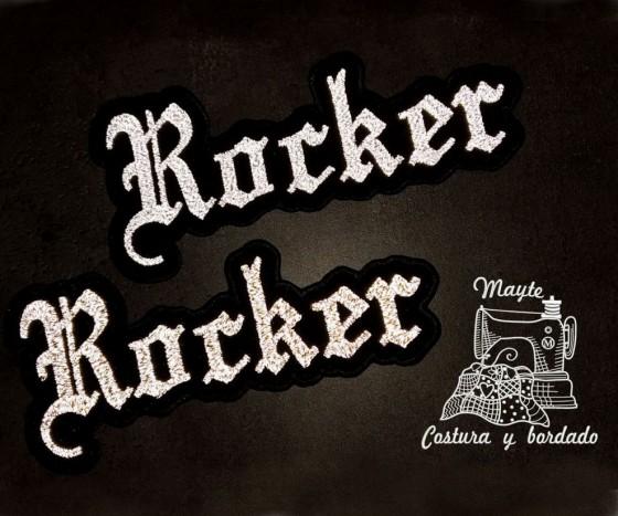 Parche Rocker reflectante