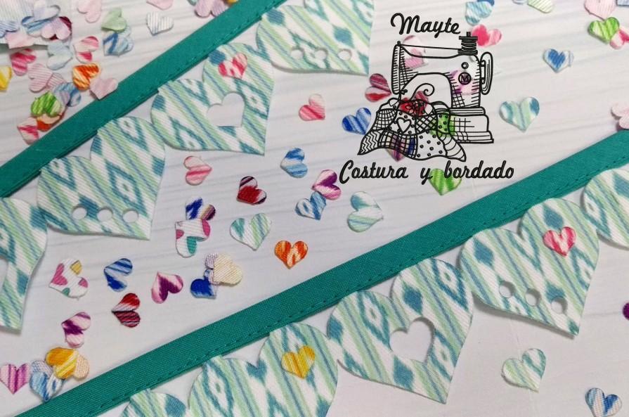 Encaje bisuteria bordada, puntillas de tela caladas | Mayte Costura y Bordado