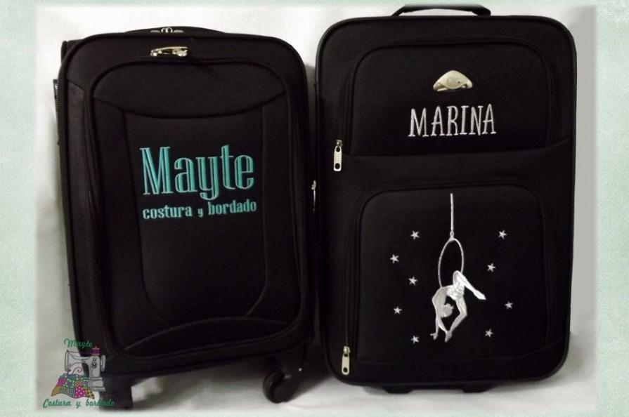 maletas bordadas