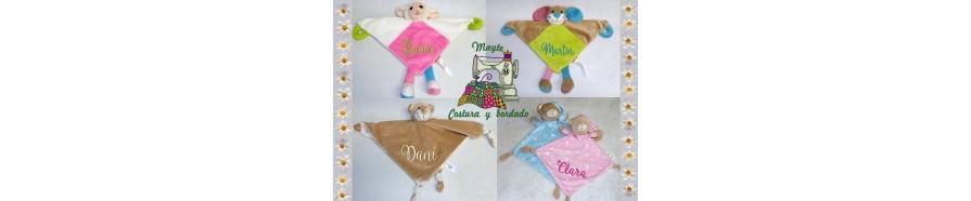Bordados y complementos infantiles | Mayte Costura y Bordados