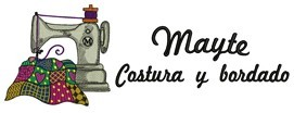 Mayte, costura y bordado